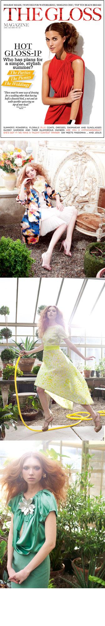 The Gloss Irish Fashion Magazine