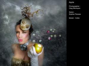 """Apple"" by Photographer Oleg Micheev"