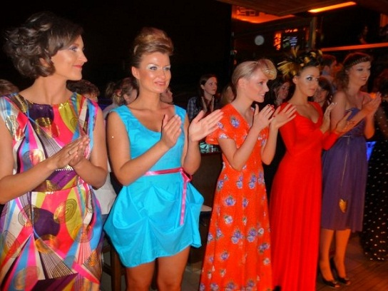 Dublin Fashion Show