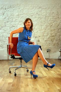 Karolina Shlagner Stylist and Fashion Designer