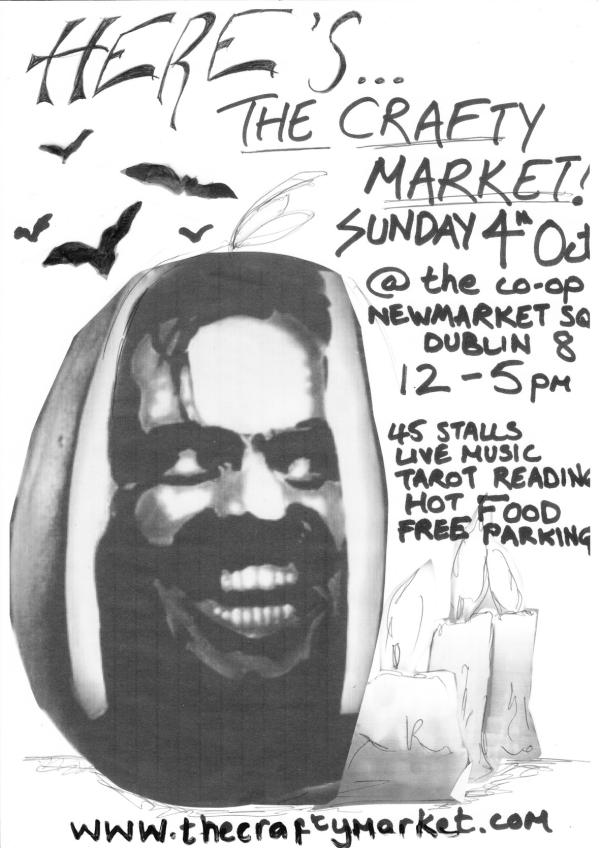 The Crafty Market in Dublin