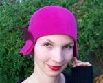 """""""Clochet"""" Hat"""