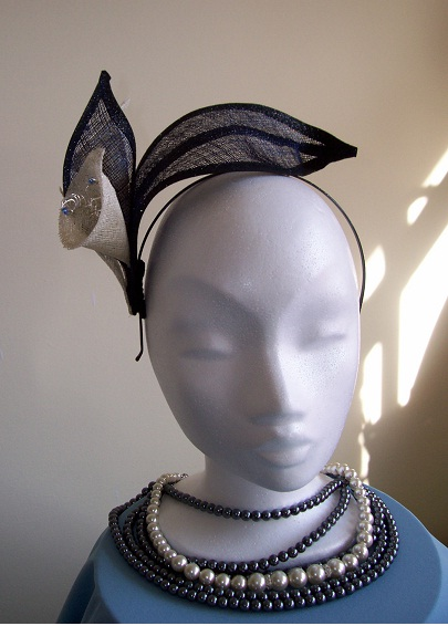 ''Lily'' Sparkly Headpiece