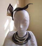 """Lily"" headpiece"