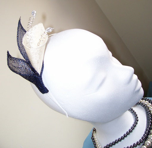 ''Little Lily'' Headpiece 2