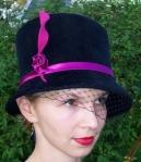 """""""Asymmetry"""" Hat"""