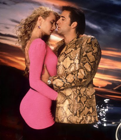 Sailor and Lula in Wild at Heart