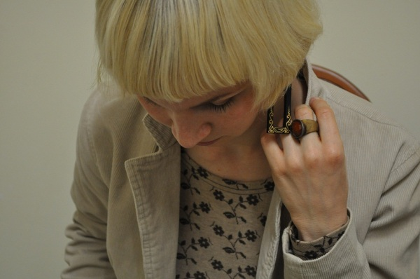 Earrings - Fait Trade, Ring - Topshop