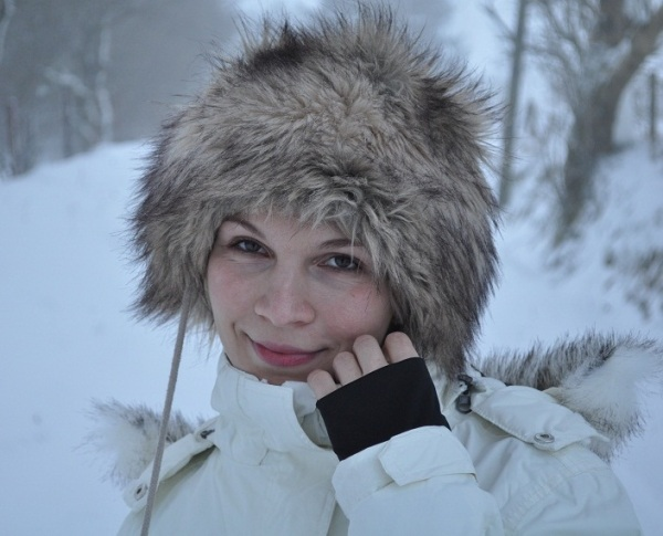 Russian style fur hat from Claire's Accessories €20