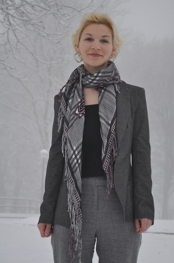 Chic Business Casual