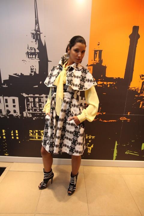 Sile O'Shea Fashion Designer wins the River Island competition