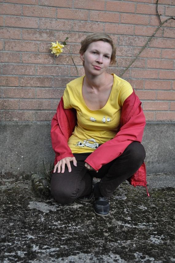 Lady Umrella and Rain Coat
