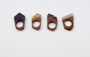Theresa Burger rings
